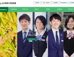 JA神奈川県信連 採用サイト